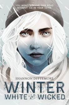 Winter, White And Wicked cover