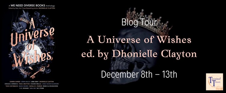 a universe of wishes banner