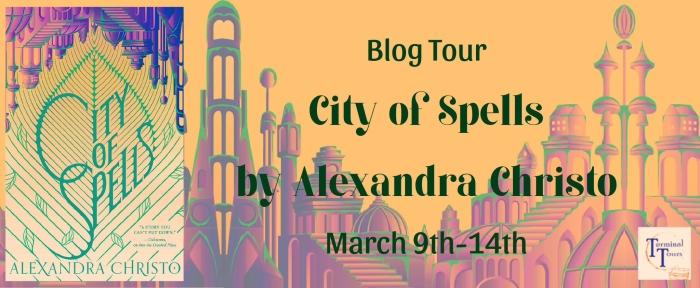 City of Spells Banner
