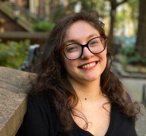 Maxine Kaplan author pic
