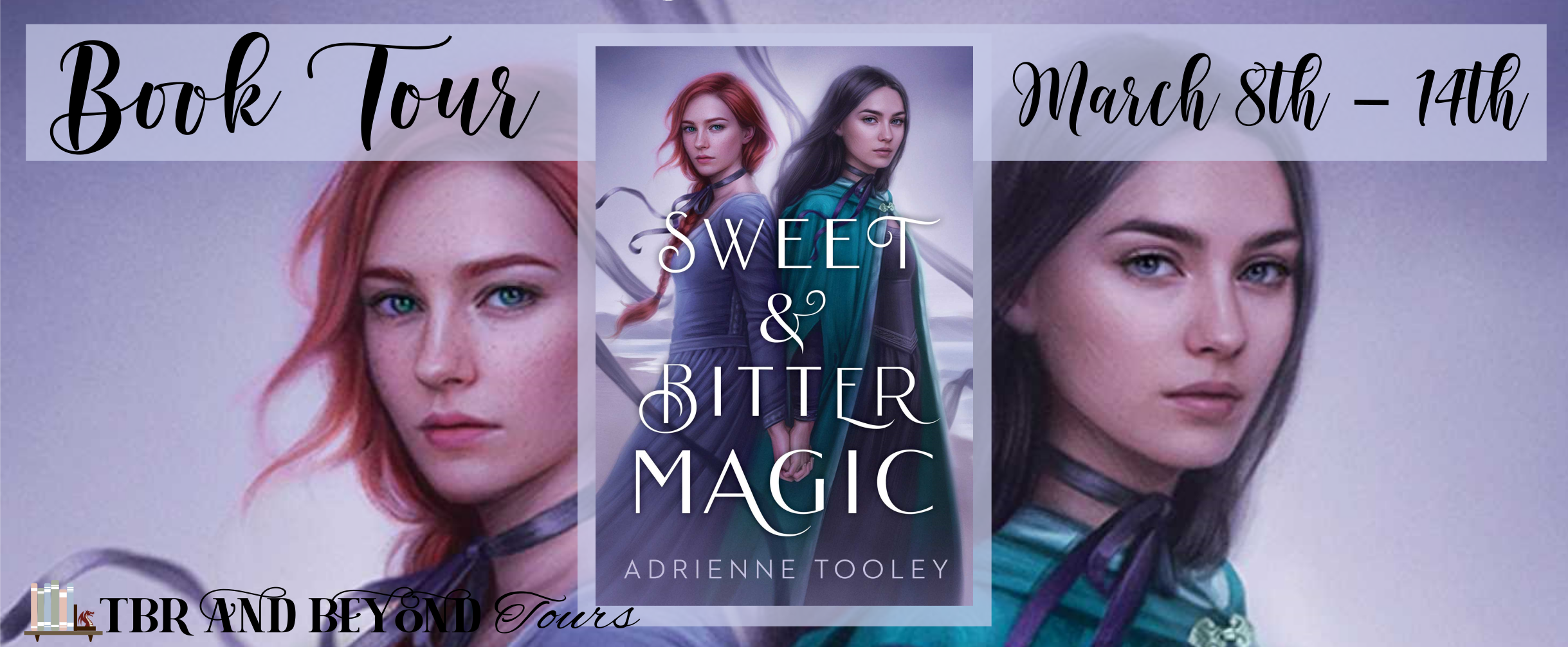 Sweet and Bitter Magic tour banner