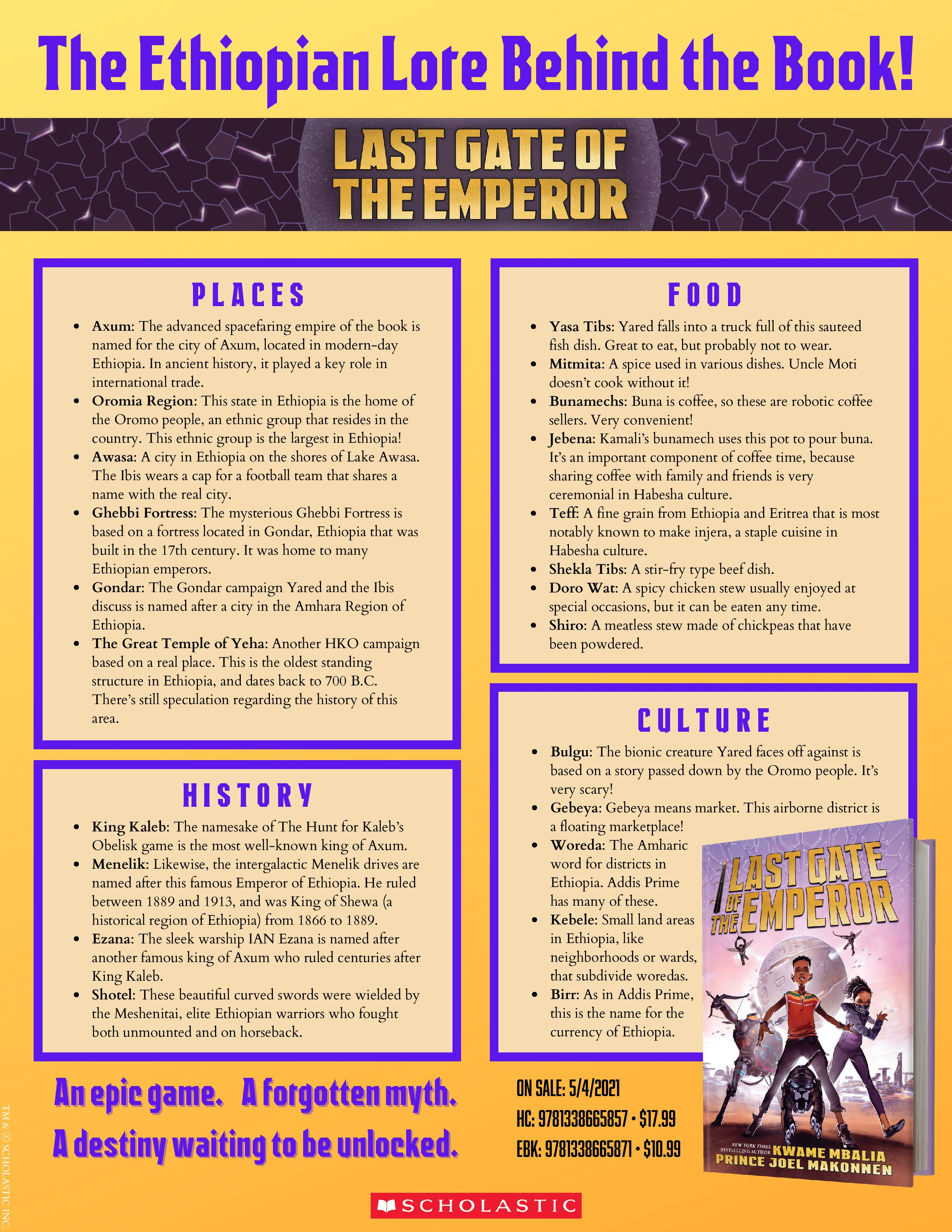 Ethiopian lore behind LAST GATE OF THE EMPEROR-page-001