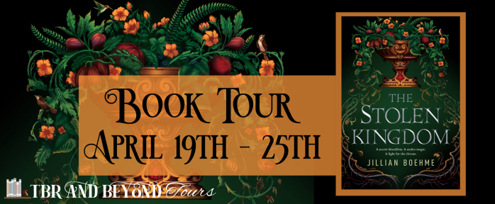 The Stolen Kingdom tour banner