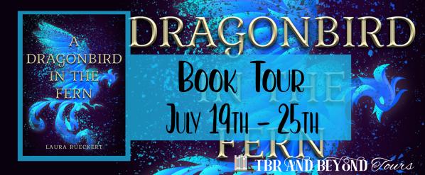 A Dragonbird In The Fern tour banner