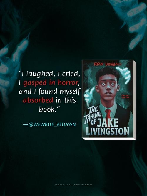 The Taking of Jake Livingston Twitter Post