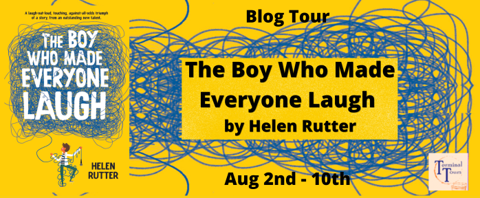 The Boy Who Made Everyone Laugh Banner