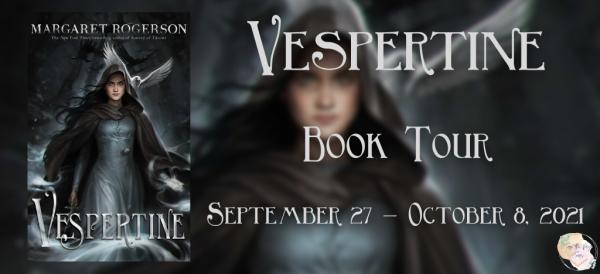 Vespertine Book Tour Banner